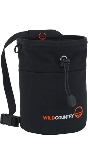 Wild Country Petit Bloc Chalk Bag Black